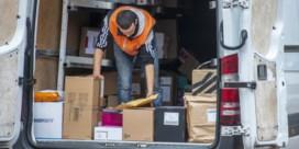 20.000 pakketjes en 200 bestelwagens doorkruisen dagelijks Gent-centrum