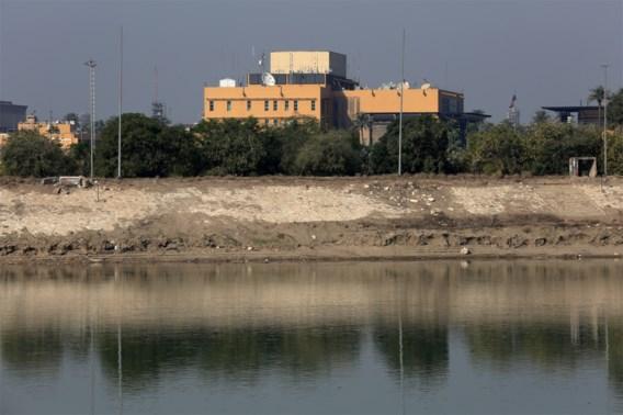 VS trekken diplomatiek personeel in Irak deels terug