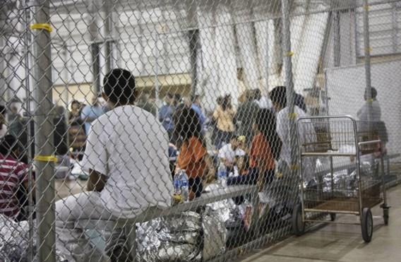 '628 kinderen van migranten in VS nog altijd niet met ouders herenigd'