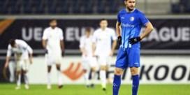 AA Gent nog dieper in de put: Vadis mag niet invallen van de scheidsrechter en 0 op 15 in Europa na nieuwe nederlaag
