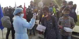 Honderden Rohingya naar Bengaals eiland Bhasan Char gebracht