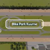 Kuurne realiseert eerste 'bikepark' in Vlaanderen