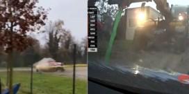 """Thierry Neuville overleeft spectaculaire crash, maar moet weggetakeld worden na botsing: """"Ik ben heel ontgoocheld"""""""