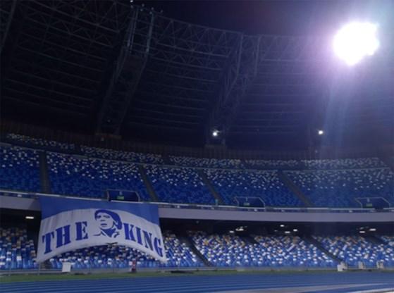 Mooi gebaar van Napoli: Dries Mertens speelt voortaan in het Diego Armando Maradona-stadion
