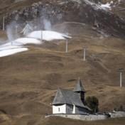 Waarom Zwitserland de skipistes openhoudt