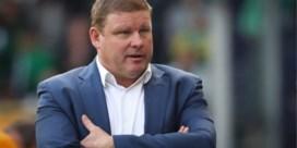 Hein Vanhaezebrouck weer coach van AA Gent
