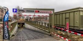 Eerste ondergrondse parking Gedempte Zuiderdokken is klaar