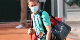 Kimmer Coppejans sneuvelt in kwartfinales Challengertoernooi in Maia