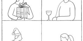 'Secret Santa' vanuit uw eigen kot