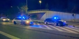 Achtervolging op E19 vanuit Mechelen eindigt met crash in Wilrijk