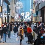 Brussel zit aan maximumcapaciteit tijdens eerste winkelweekend