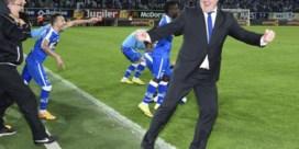 Vanhaezebrouck weer coach AA Gent