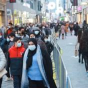 Coronablog | Druktebarometer Brusselse Nieuwstraat kleurt rood: 'Toegangen afsluiten'