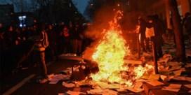 Relletjes bij betoging tegen veiligheidswet in Parijs