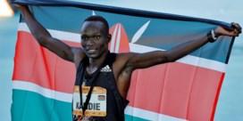 Keniaan Kandie Kibiwott verpulvert wereldrecord op halve marathon