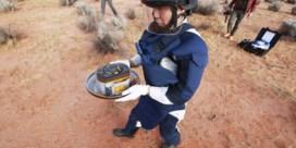 Japanse capsule met planetoïdemonsters gevonden na landing