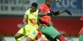 Comeback in mineur voor Hein Vanhaezebrouck: AA Gent geeft voorsprong uit handen tegen sterk KV Oostende
