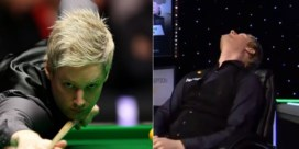 """Emotionele Neil Robertson wint dramatische en ellenlange finale van 'mini WK snooker': """"Deze is voor mijn pas overleden vriend"""""""