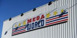 Mega World wordt megaclash met gerecht