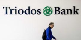 Triodos verliest 7 procent klanten door nulrente