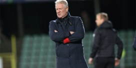Peter Maes is terug: STVV haalt Limburger aan boord als nieuwe trainer