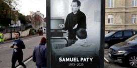 In de file voor de moordenaar van Samuel Paty