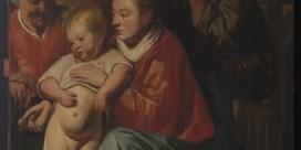 Vroege Jordaens ontdekt in stadhuis Sint-Gillis