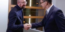 Als Orban en Morawiecki niet buigen, ligt crisis op de loer
