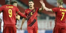 Rode Duivels sluiten ook 2020 af als nummer 1 op FIFA-ranking