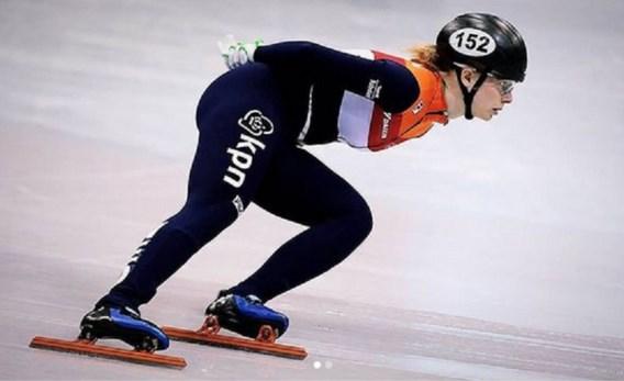"""Nederlandse Tineke Den Dulk gaat Belgische shorttrackteam versterken: """"Ik wil geen schaatsbelg worden, maar een echte"""""""