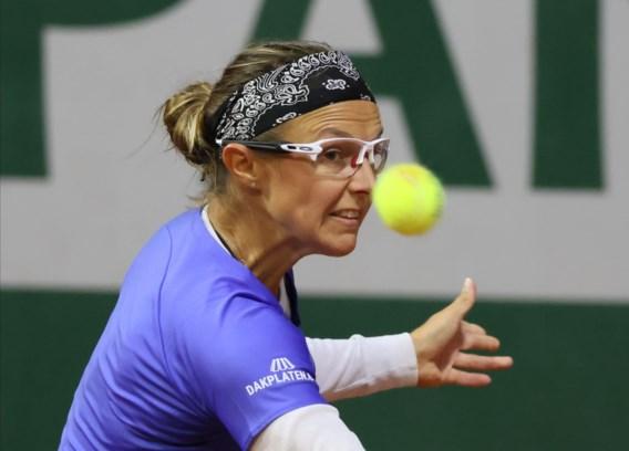 Kirsten Flipkens strandt in achtste finales ITF-toernooi Dubai