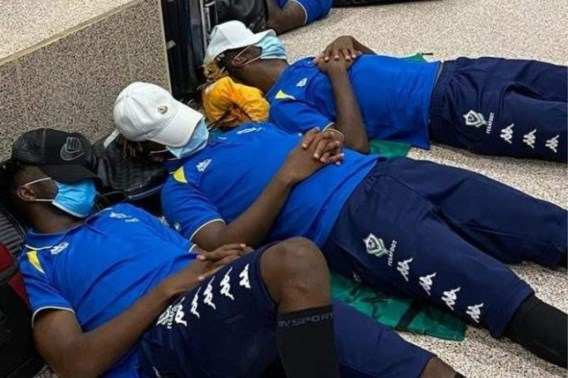 "Vreemde boete voor Aubameyang die op de grond moest slapen: ""Eer en imago van het Afrikaans voetbal aangetast"""