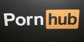 Pornhub kondigt maatregelen aan tegen verboden materiaal