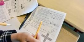 De povere wiskundecijfers? Vlaams Parlement 'weet niet goed wat oorzaken zijn'