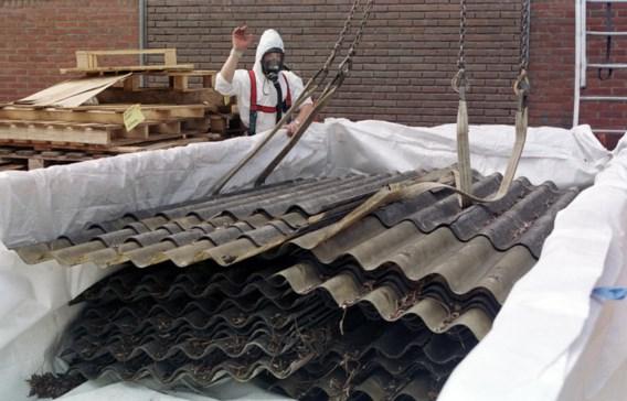 Asbest binnenkort opgehaald aan de voordeur