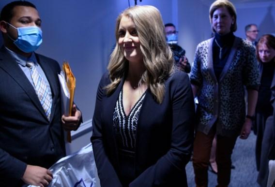 Ook Trumps advocate Jenna Ellis besmet met coronavirus: 'Vrijdag was ze op kerstfeest in Witte Huis'