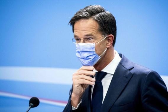 Geen versoepelingen in Nederland, premier Rutte sluit zelfs een verstrenging voor kerst niet uit