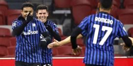 CHAMPIONS LEAGUE. Atalanta bezorgt nu ook Ajax een nachtmerrie, Carrasco scoort voor winnend Atlético