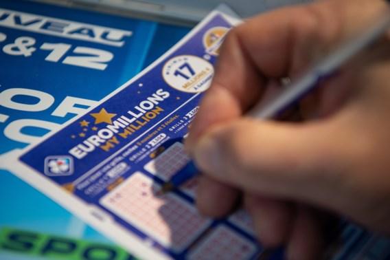 Belg wint 5,7 miljoen euro met Euromillions