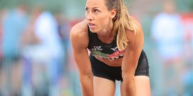 """Atlete Eline Berings baalt als een stekker na nieuw geschuif met WK indoor: """"Het wordt ontmoedigend"""""""