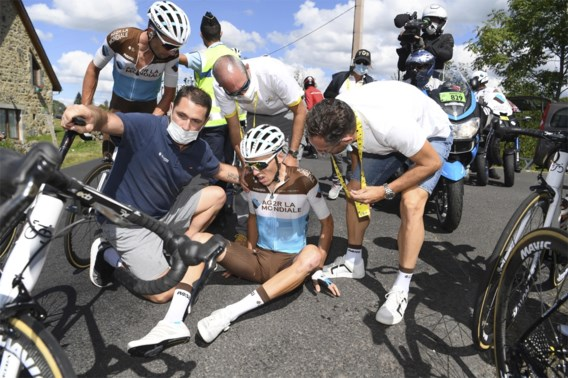 UCI stelt nieuw protocol op: wat te doen bij vermoeden van hersenschudding