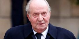 Ex-koning Juan Carlos betaalt Spaanse fiscus 678.000 euro om strafproces te vermijden