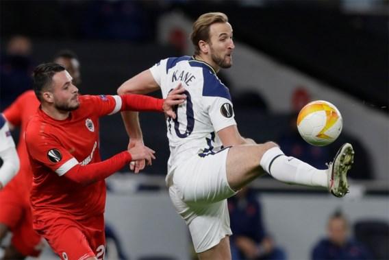 Antwerp gaat als tweede door na nederlaag tegen Tottenham