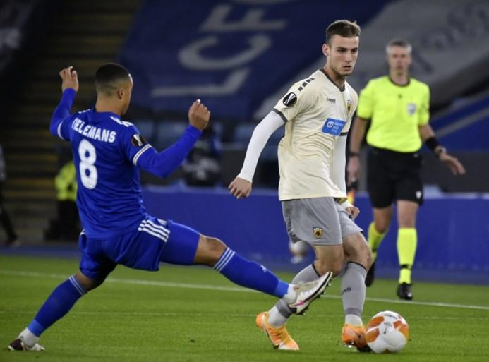 EUROPA LEAGUE. AZ pijnlijk uitgeschakeld, Leicester en Milan pakken groepswinst