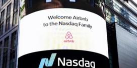 Aandeel Airbnb ziet koers ruim verdubbelen bij spectaculair beursdebuut