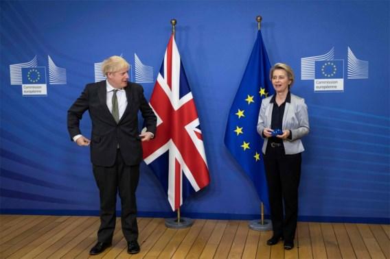 EU start noodplannen Brexit op