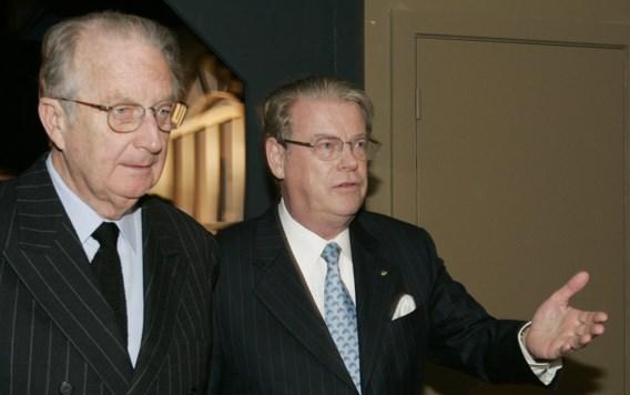 Baron Roland D'Ieteren overleden