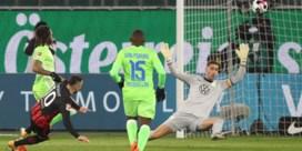 Aster Vranckx zal het graag zien: Casteels en Wolfsburg rukken op in de Bundesliga