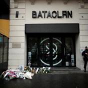 Parijs herdenkt slachtoffers Bataclan