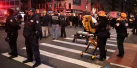 Auto rijdt in op Black Lives Matter-betogers, zes gewonden
